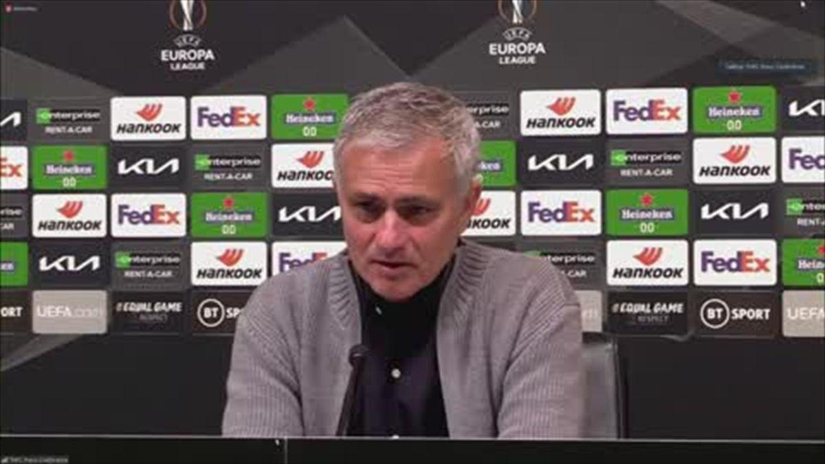 'We did not kill the tie' - Mourinho on Tottenham win over Zagreb