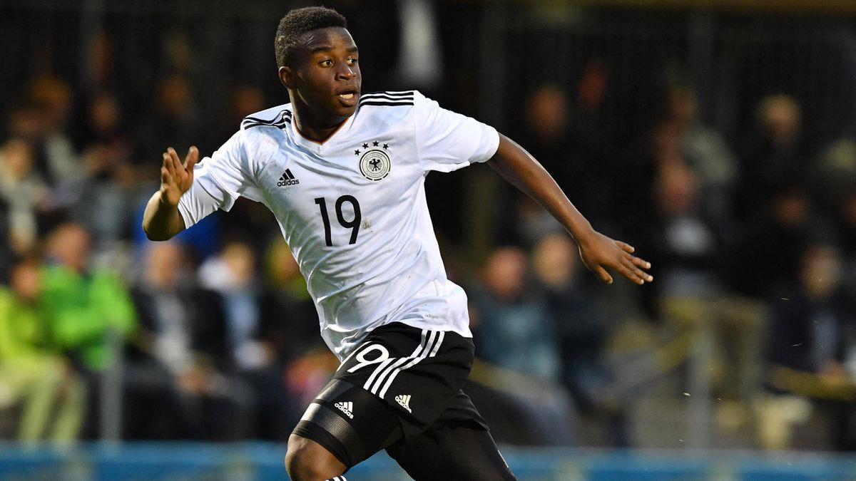 Moukoko spielte bereits in der U16 und der U20 des DFB
