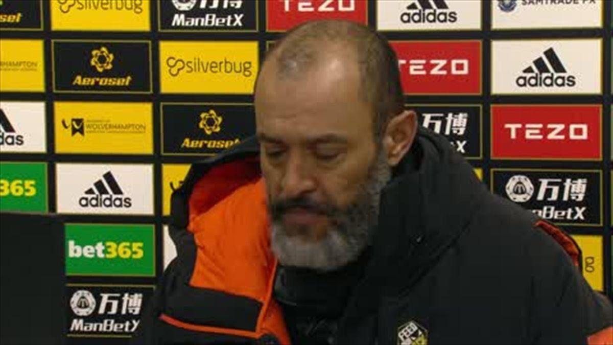 'He's okay, he's awake' - Espirito Santo on Patricio injury