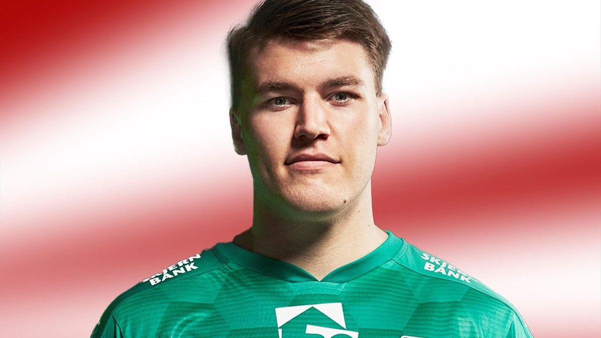 Melsungen verpflichtet Mittelmann Elvar Örn Jonsson
