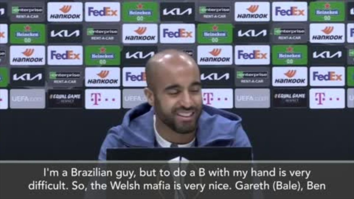 'I'm happy to be part of this mafia!' - Moura on his relationship with Tottenham's Welsh players