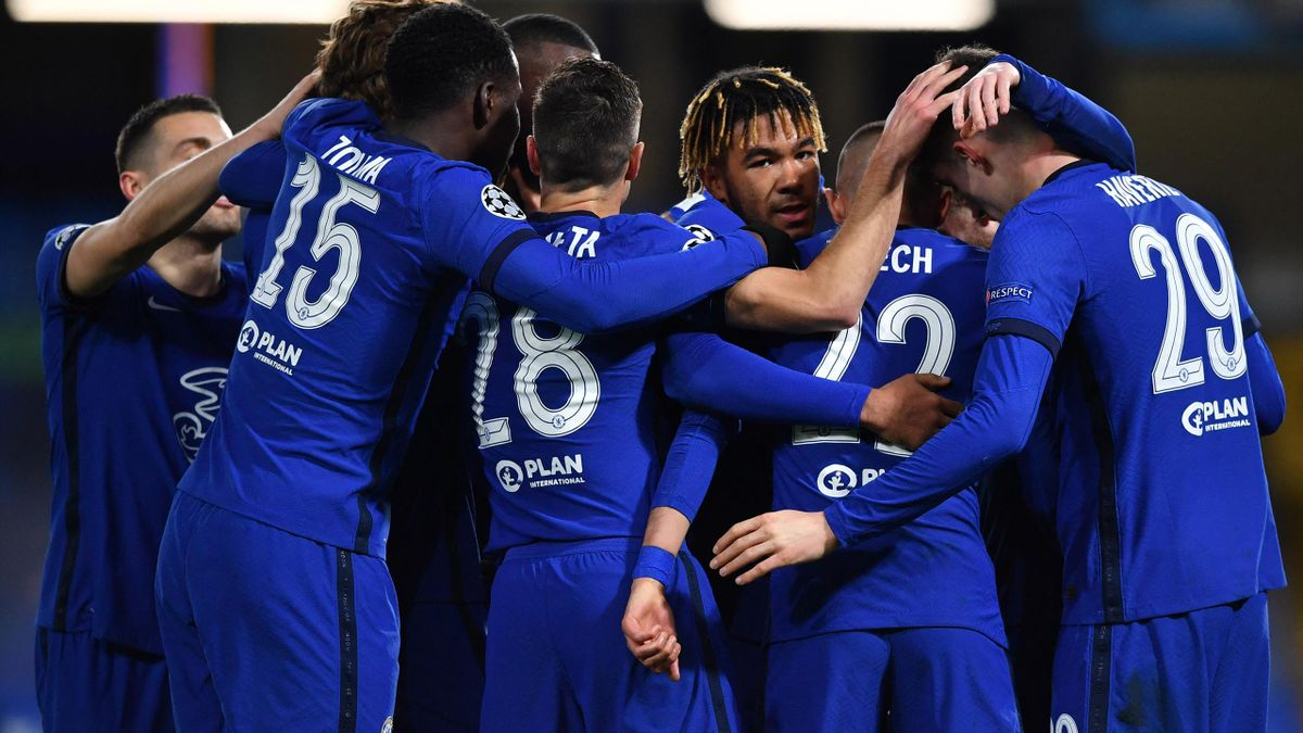Chelsea feiert den Einzug ins Viertelfinale