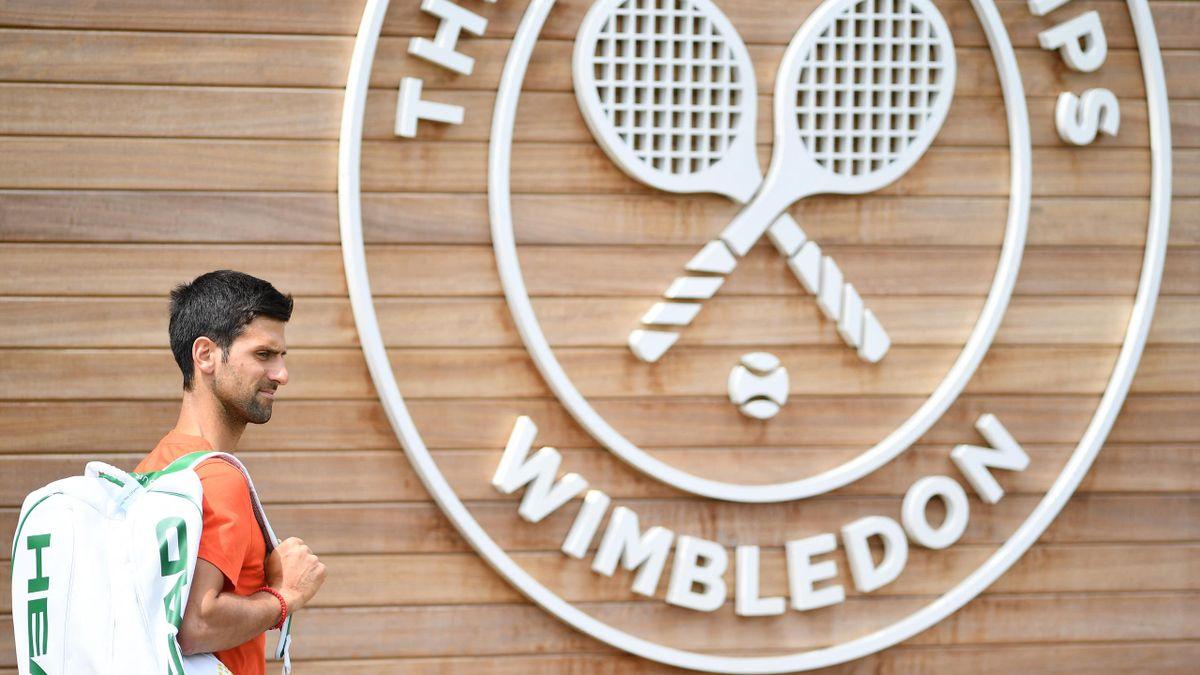 Wegen Corona: Im vergangenen Jahr fiel Wimbledon aus