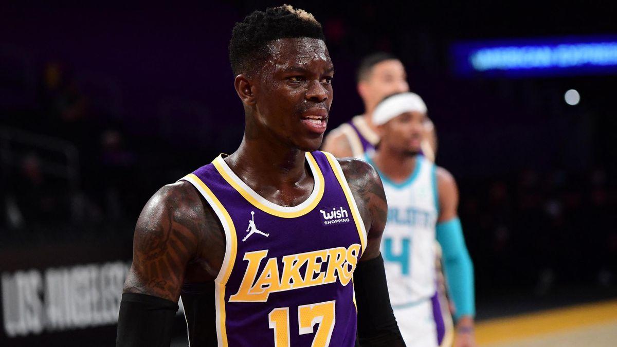 Schröder sieht seine Vertragsverlängerung bei den Lakers