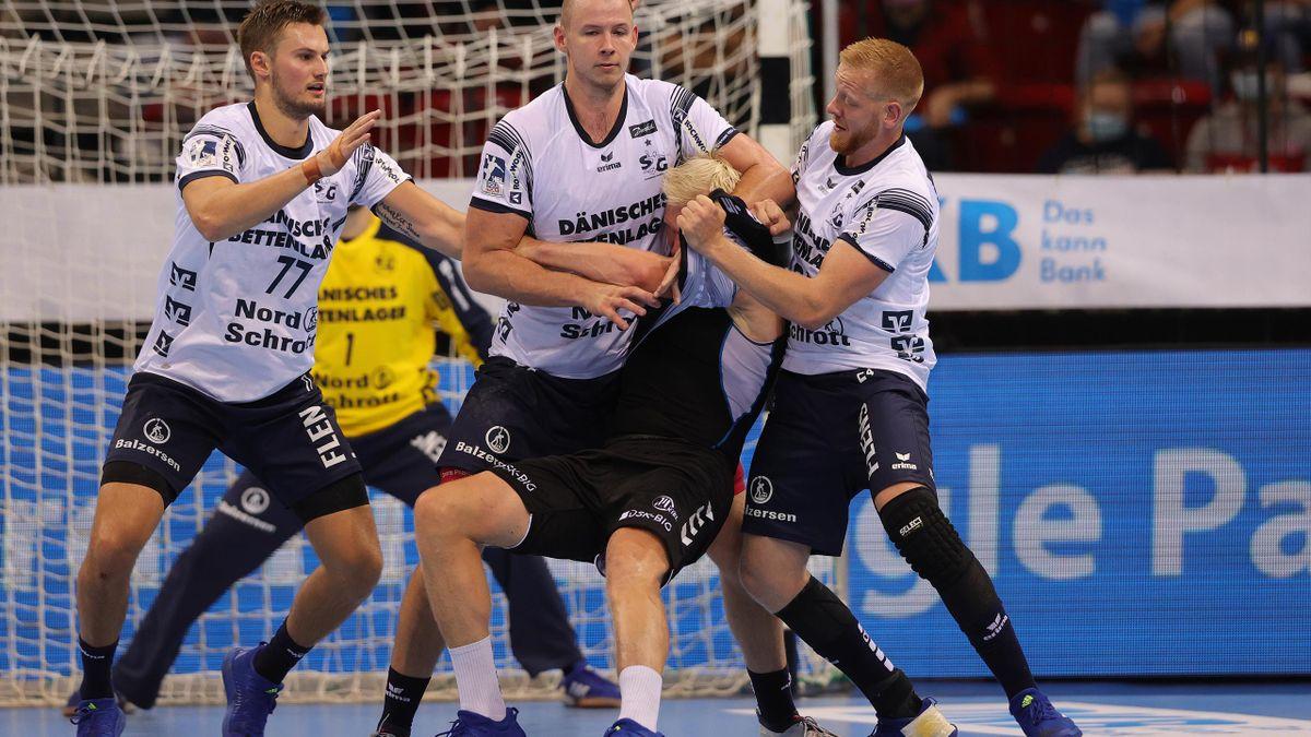 Flensburger Handballer sind aus der Quarantäne entlassen