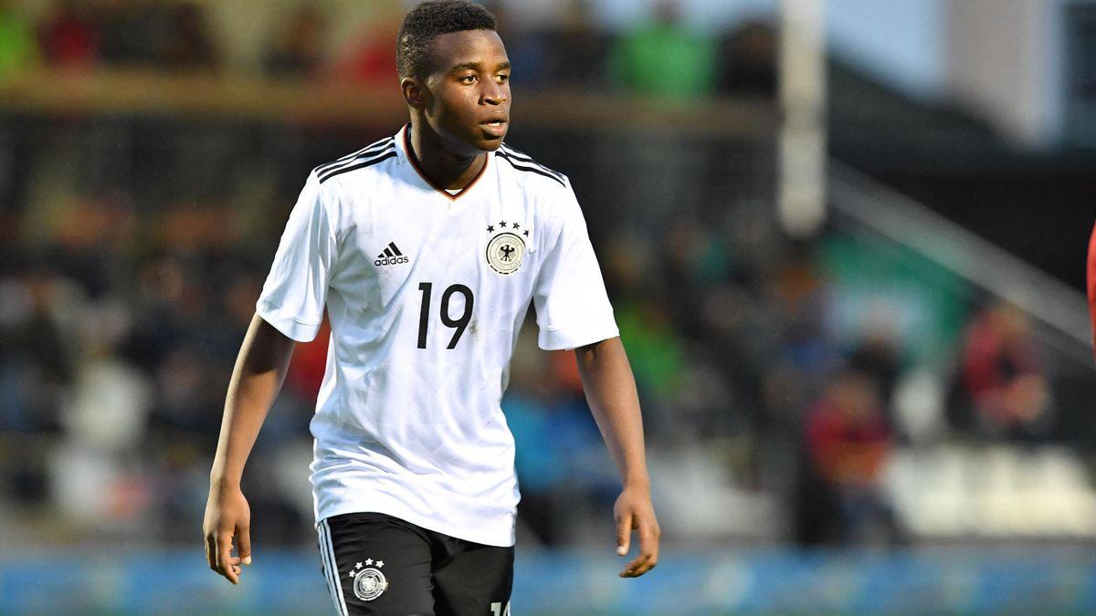 Youssoufa Moukoko ist bei der U21-EM dabei