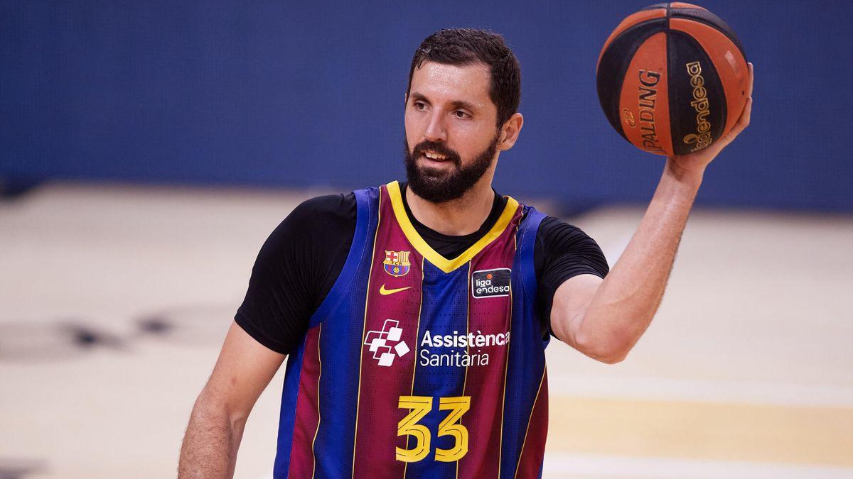 Nikola Mirotic (Barça-Estudiantes)