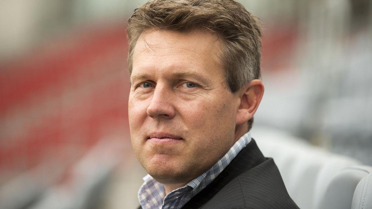 Gernot Tripcke ist Geschäftsführer der DEL