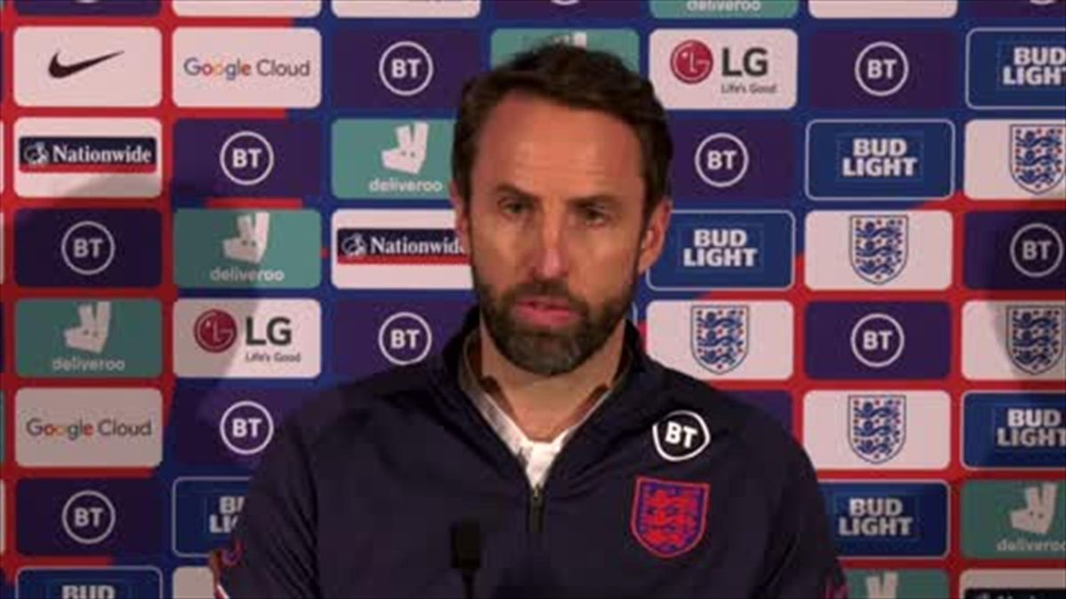 Southgate happy captain Kane 'wants to play every minute' for England