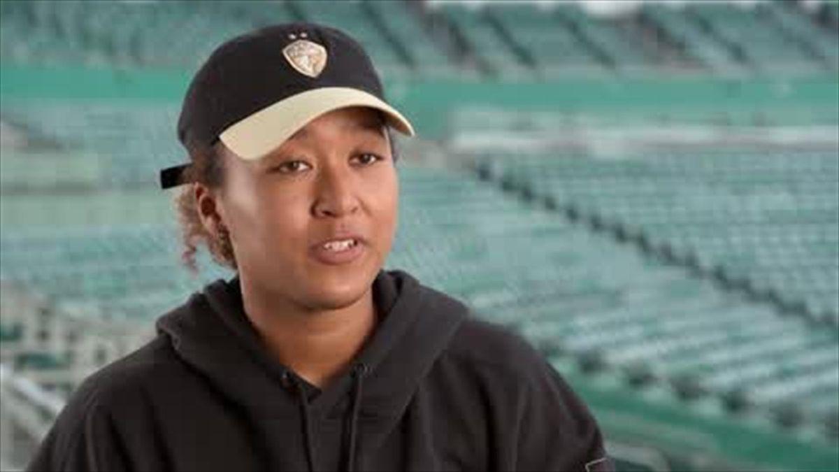 'I felt really nervous' - Osaka on first match since Australian Open triumph