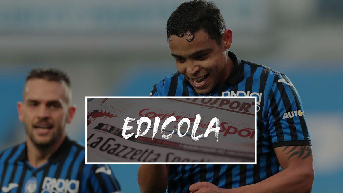 Edicola: Muriel interessa all'Inter