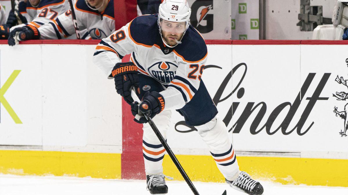 Draisaitl bereitete den Siegtreffer der Oilers vor