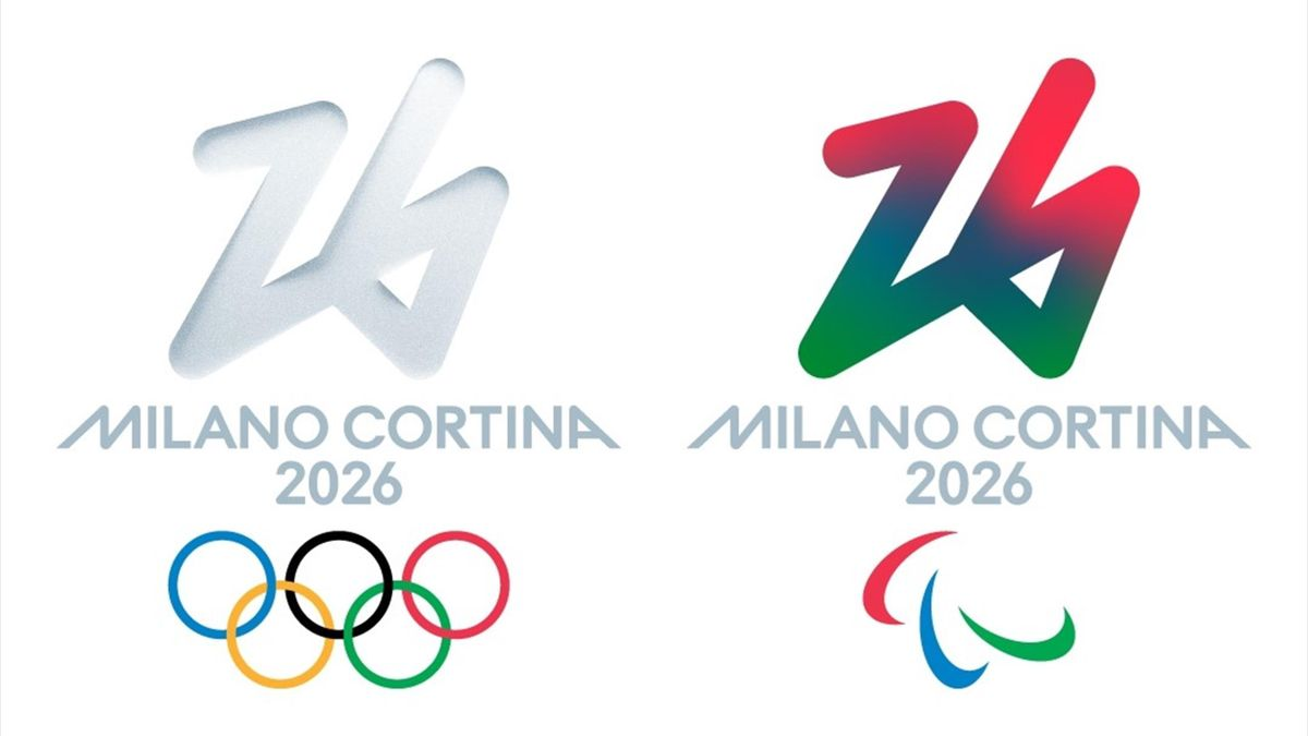Logo Milano Cortina: vince Futura (Facebook Milano Cortina)
