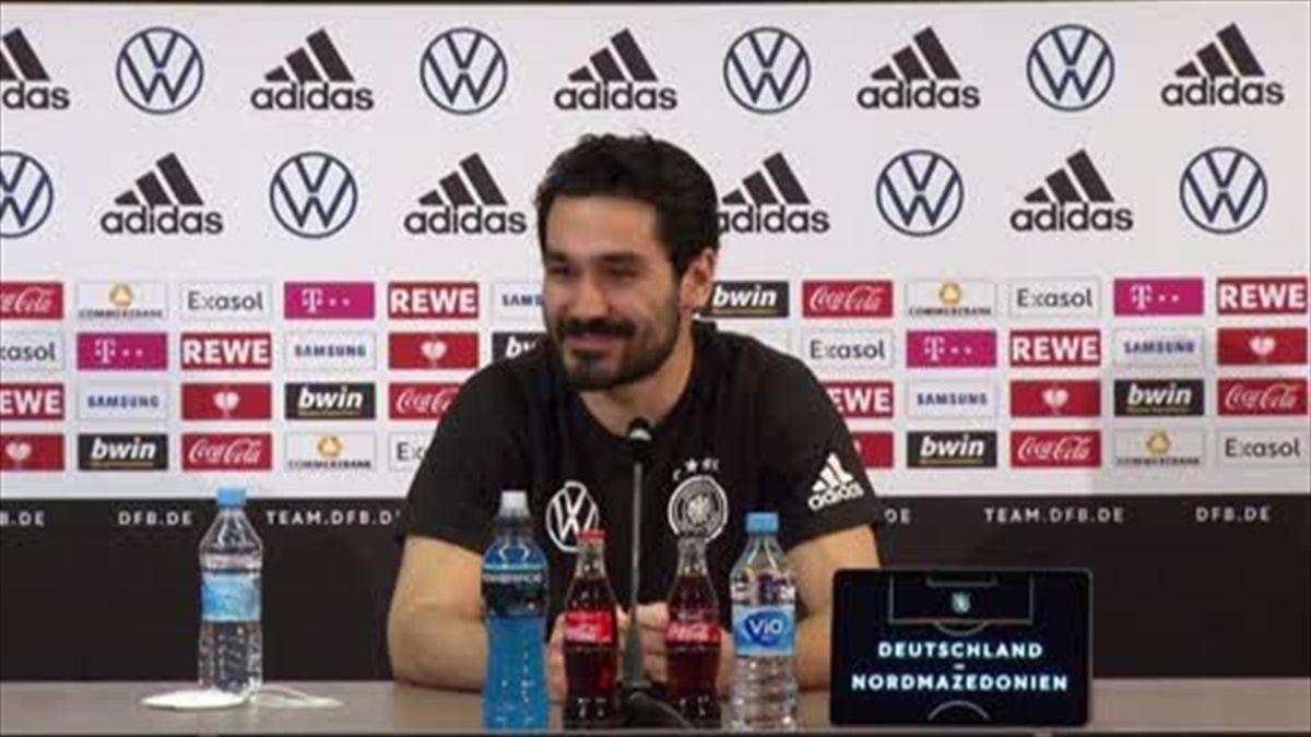 Gundogan got 'goosebumps' watching 'incredible' Aguero at City