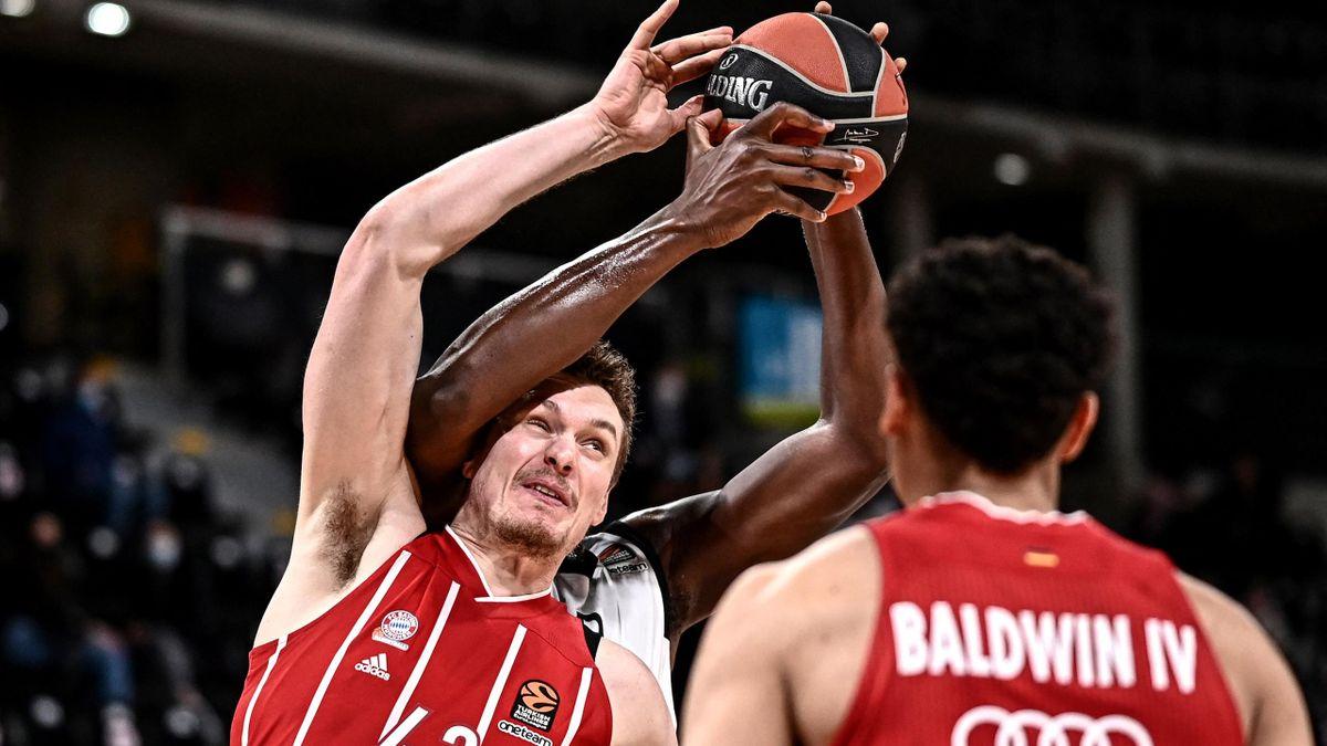 Bayerns Basketball müssen weiter um Play-offs kämpfen