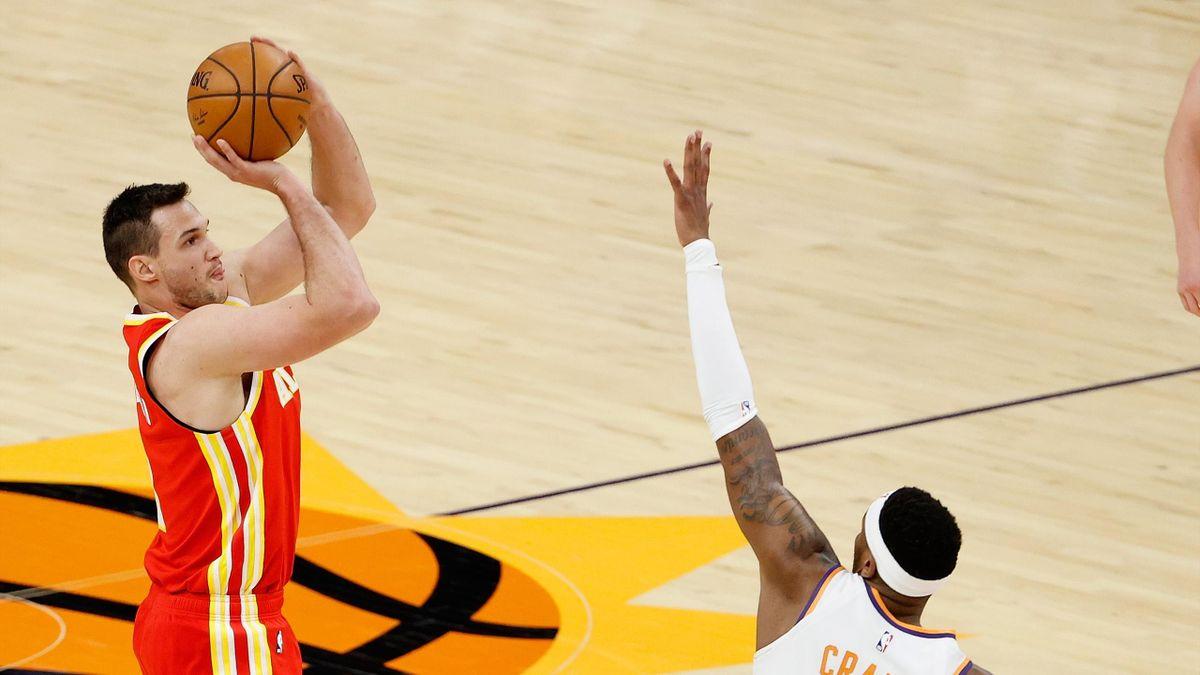 Danilo Gallinari fermato dai Phoenix Suns