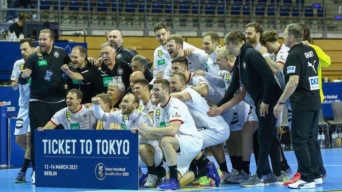 Beim Quali-Turnier hat sich Deutschland qualifiziert