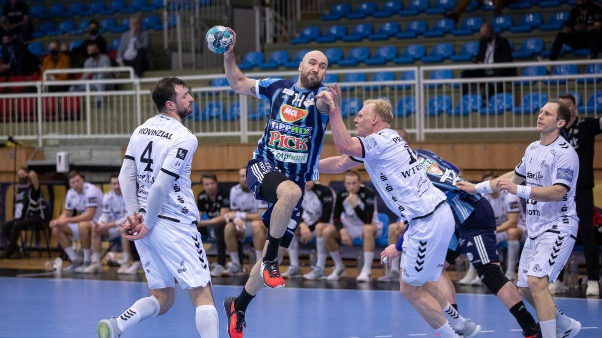 MOL-Pick Szeged - THW Kiel