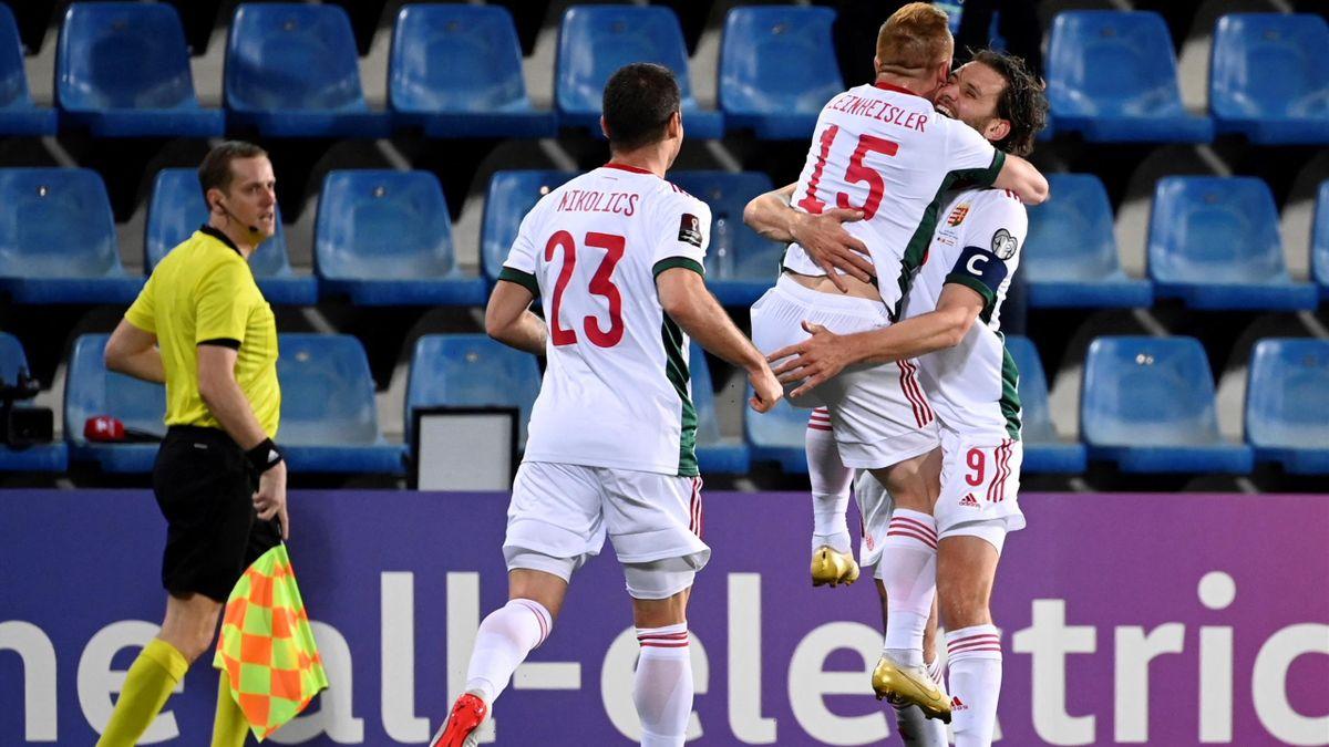 Kleinheisler László az Andorra-Magyarország vb-selejtezőn