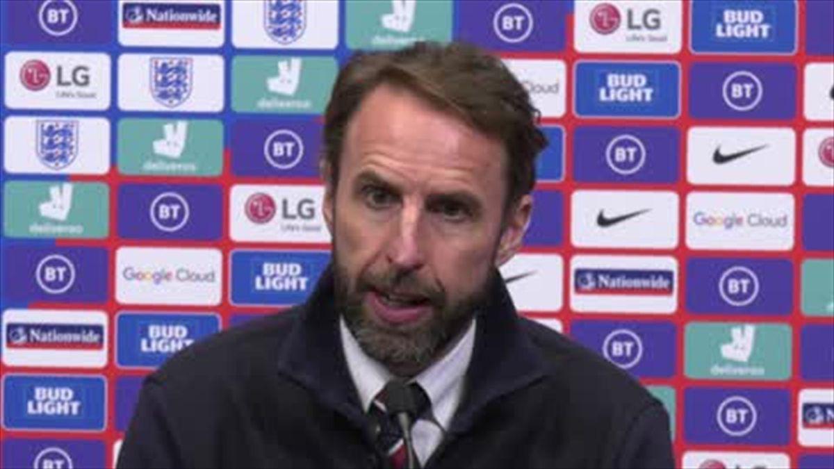 Southgate praises Stones 'composure' after error against Poland