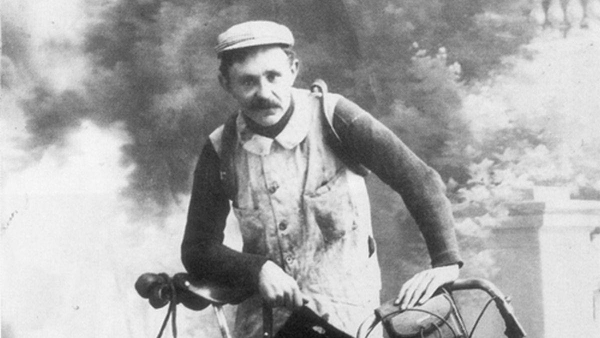 Henri Van Lerberghe 1919-ben