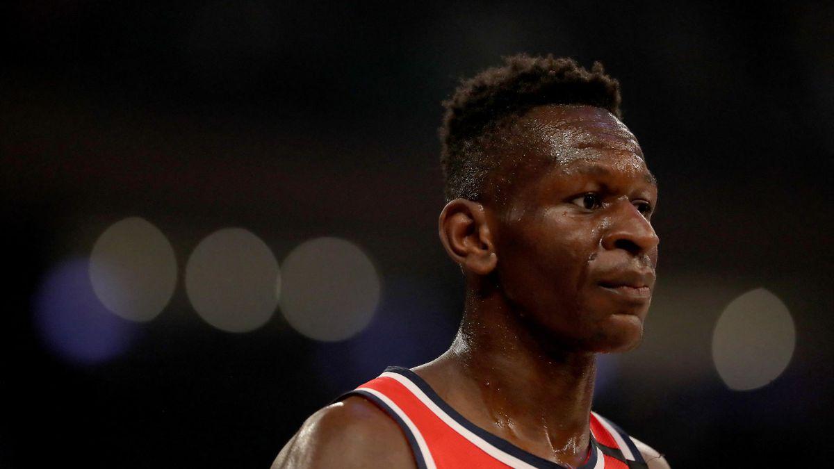 Isaac Bonga verlor mit Washington