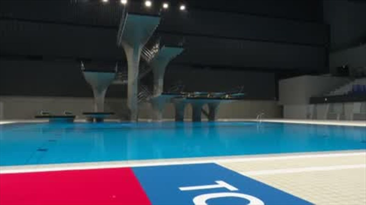 Olympics Diving World Cup
