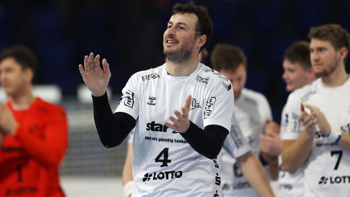 Duvnjak steuerte sechs Treffer zum Kieler Sieg bei