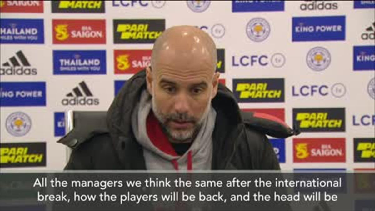 'A huge victory' - Guardiola full of praise for City side