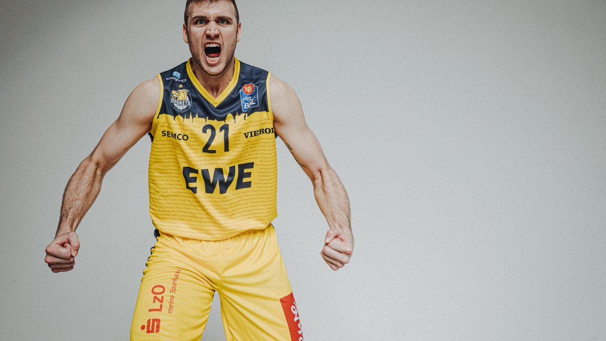 Tomislav Gabric wechselt nach Oldenburg