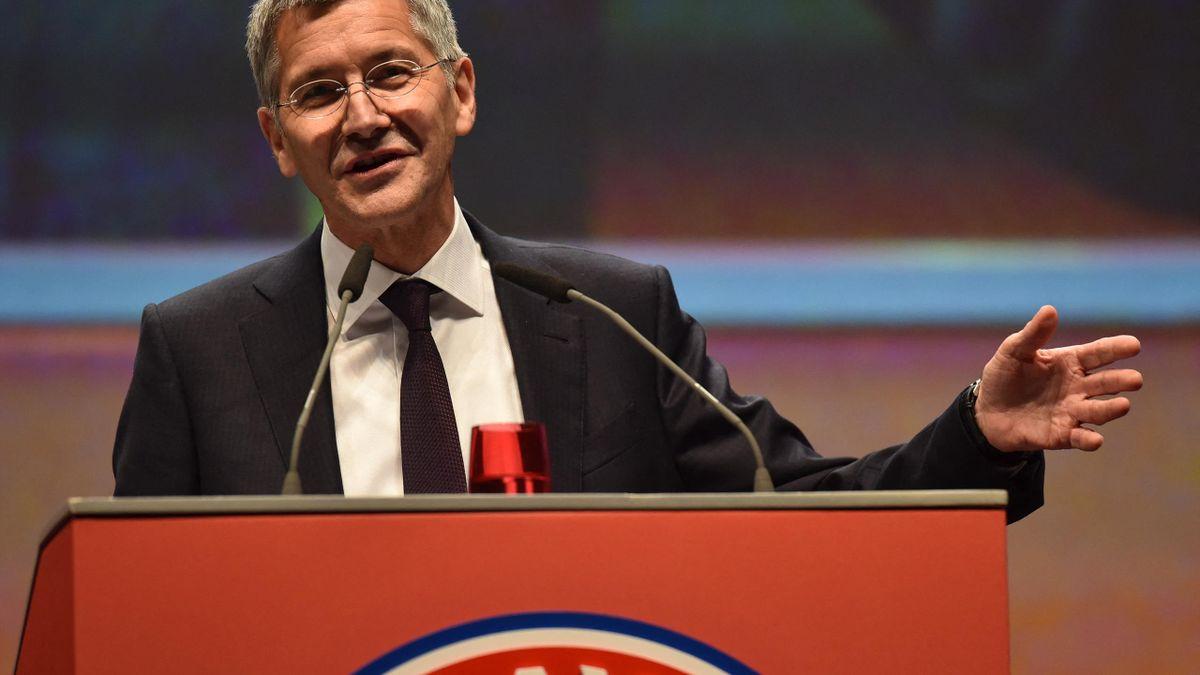 Hainer lobt die Bayerns Basketballer und Trainer Trinchieri