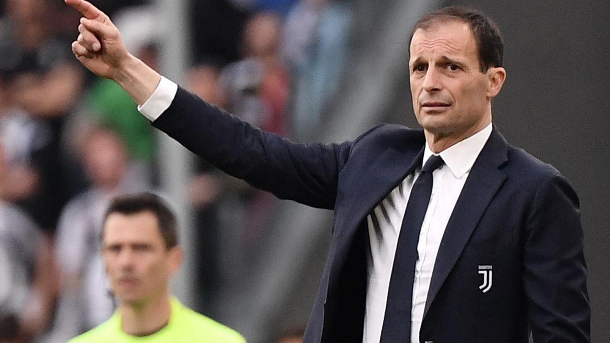 Allegri könnte zu Juventus Turin zurückkehren