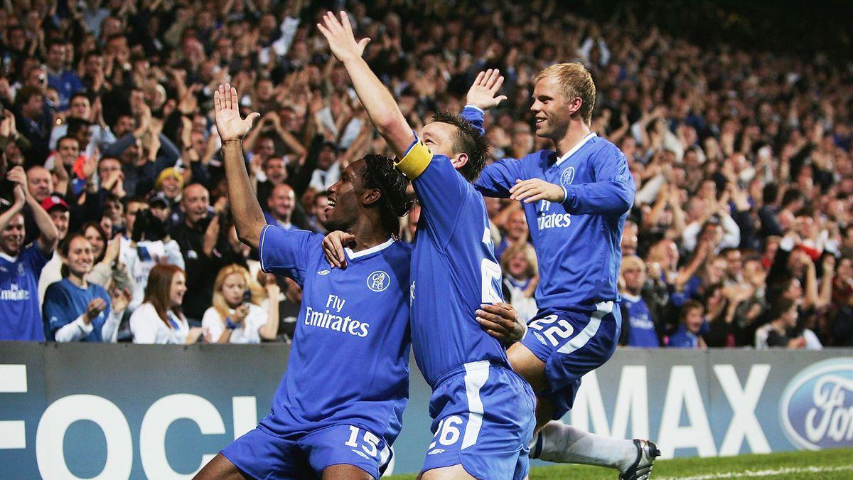 «Челси» - «Порту», 2004 год