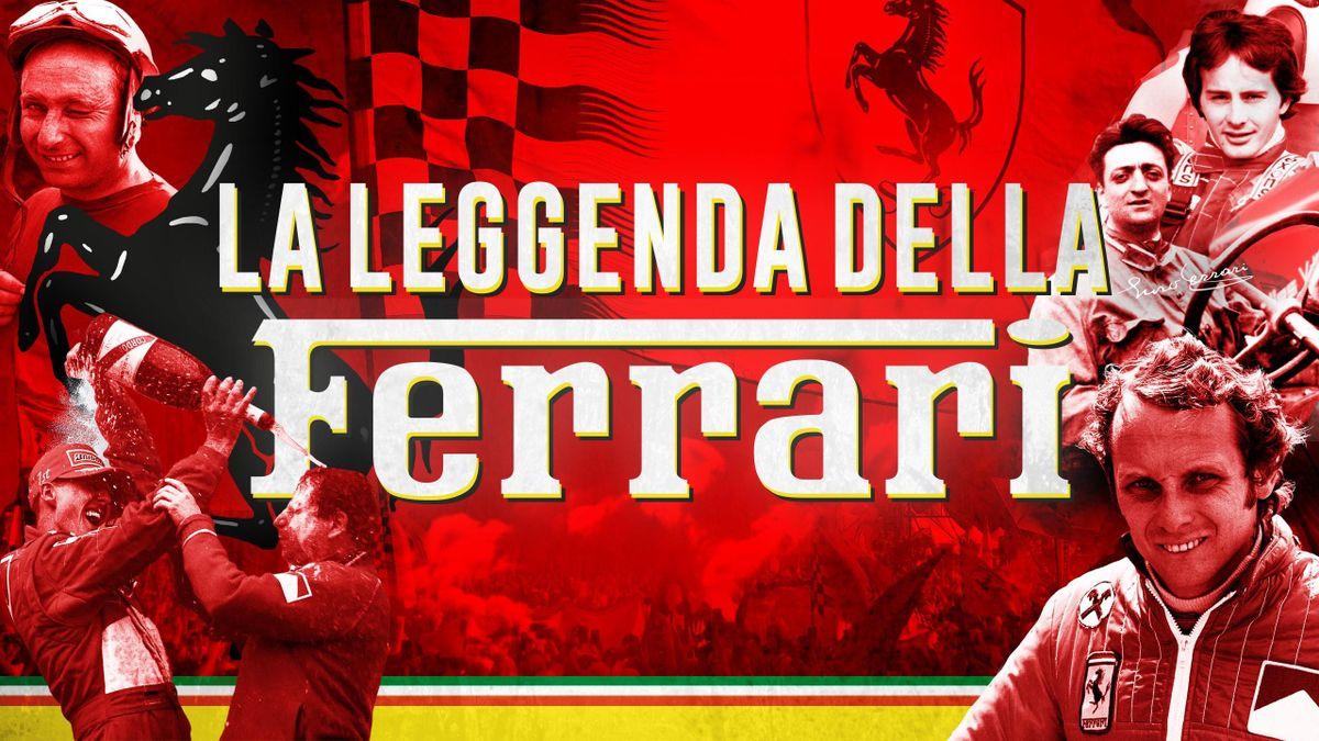Leggenda Ferrari: La nascita e le origini del mito