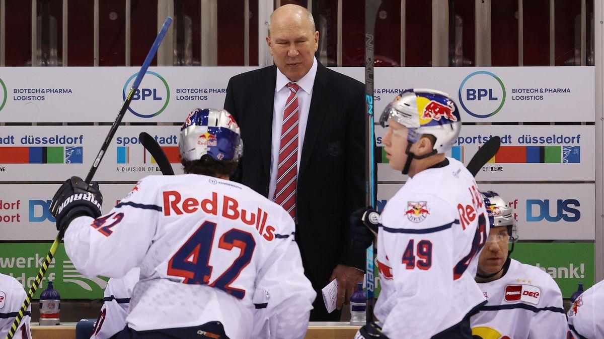 Red Bull München bezwingt die Eisbären Berlin 5:0