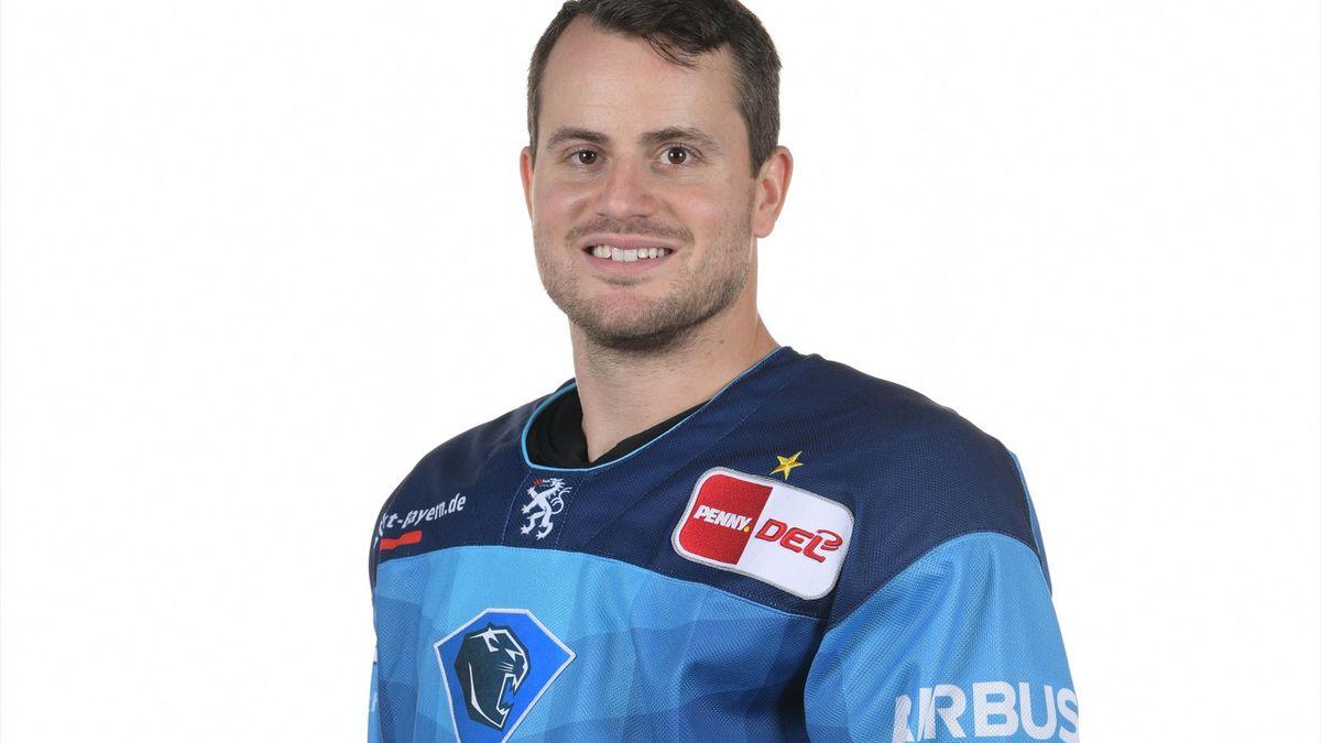 Eishockey: Stürmer Wayne Simpson vom ERC Ingolstadt