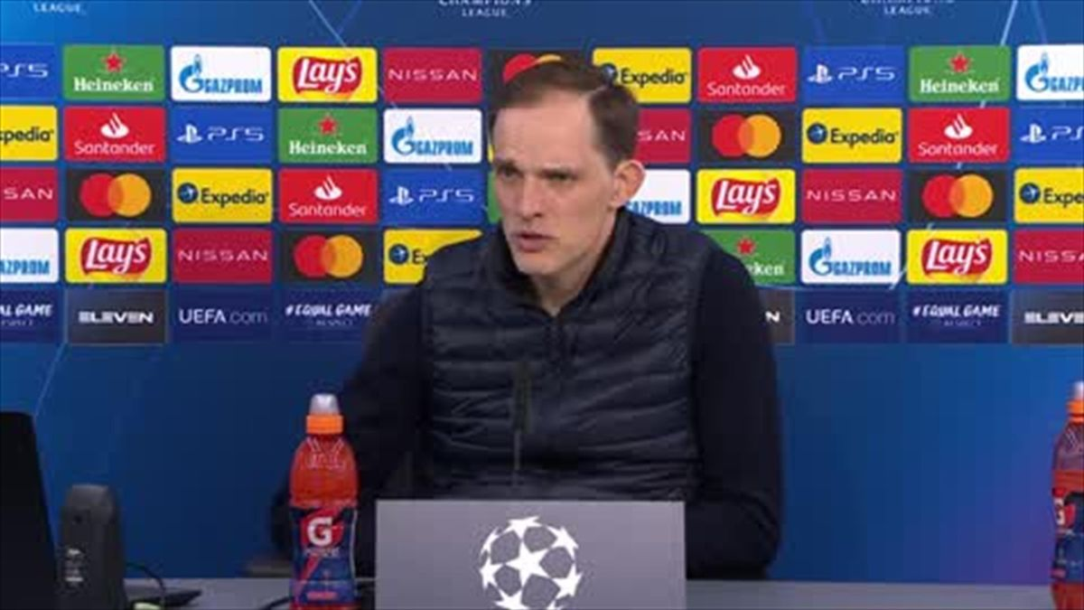 Chelsea needed 'a bit of luck' to beat Porto - Tuchel