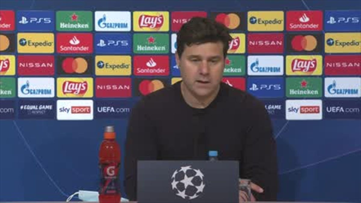 'I'm proud of my team' - Pochettino after PSG win at Bayern