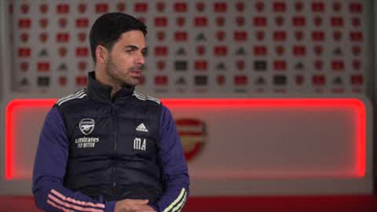 'Mathematically everything is possible' - Arteta urges Arsenal run