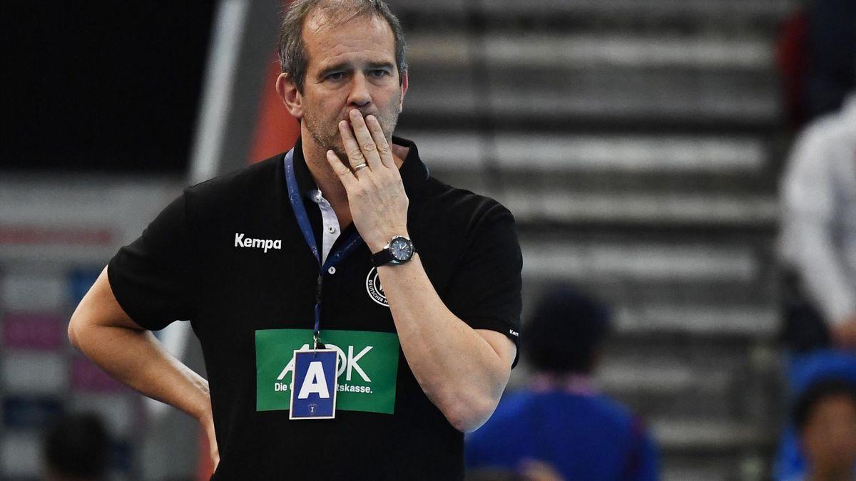 Handball-Bundestrainer der Frauen: Henk Groener