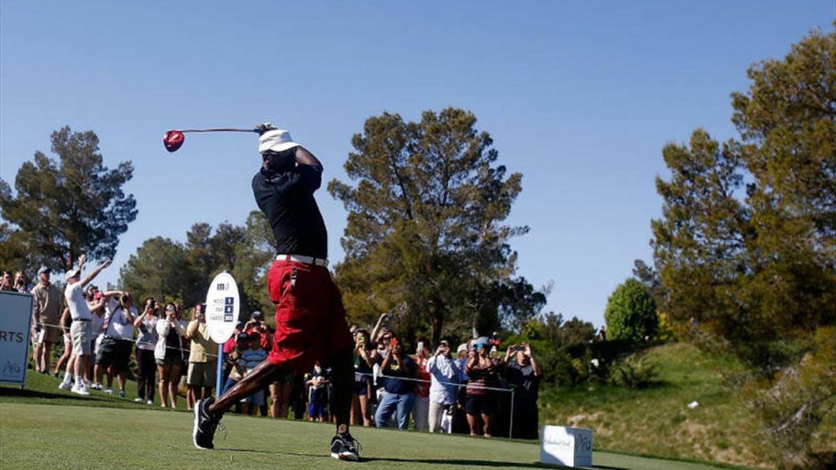 Michael Jordan és egyik kedvenc szenvedélye. Amúgy kifejezetten jó golfosnak számít.