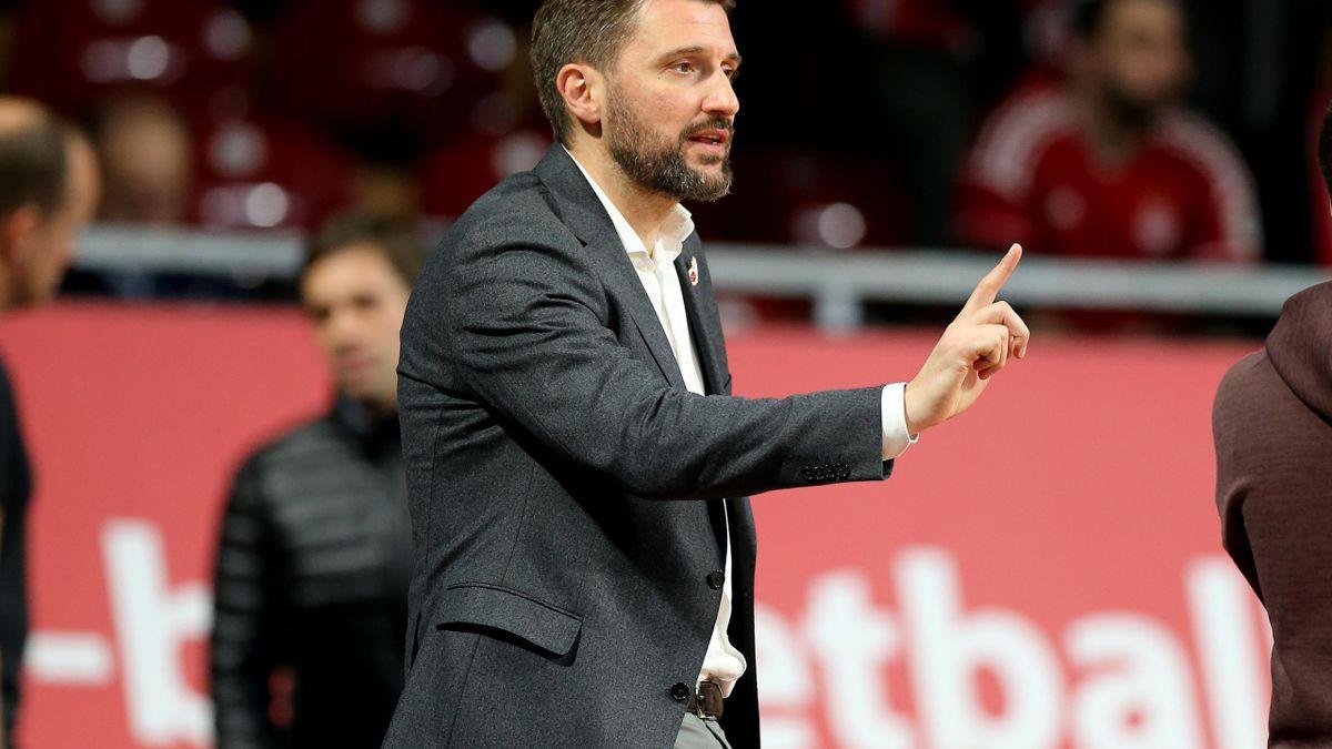 Im Terminstress: Marko Pesic und die Bayern-Basketballer