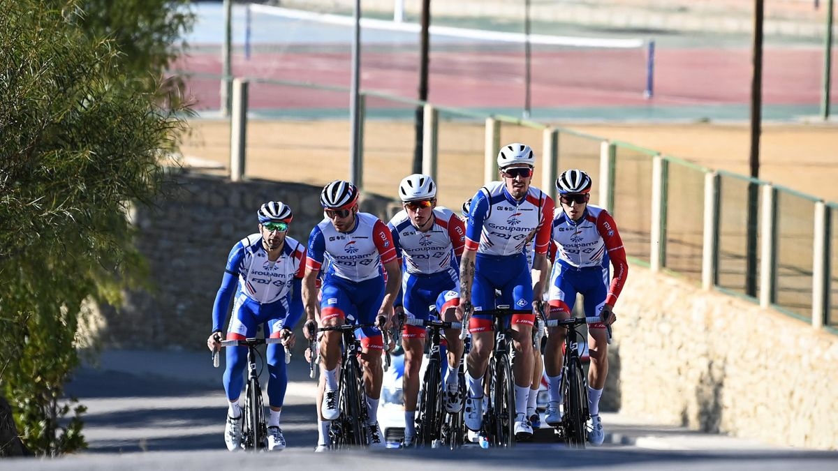 Theo Nonnez will no longer ride with the Groupama-FDJ team