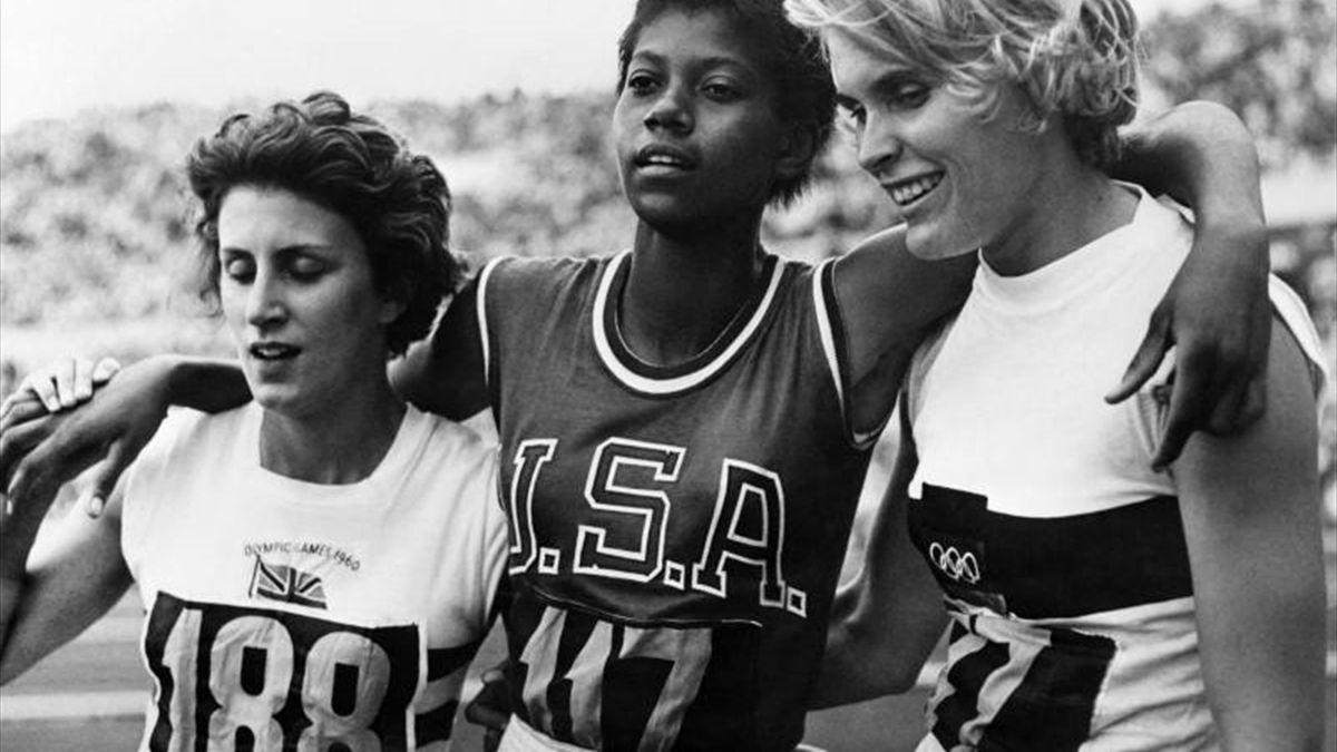 Olimpia 1960 atlétika