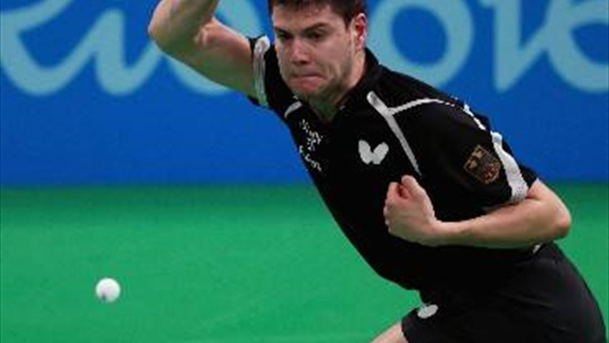 Table Tennis – Olympics: Day 3