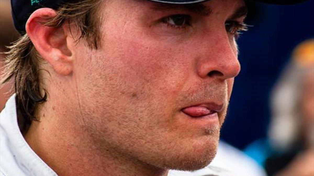 Nico Rosberg az időmérő után