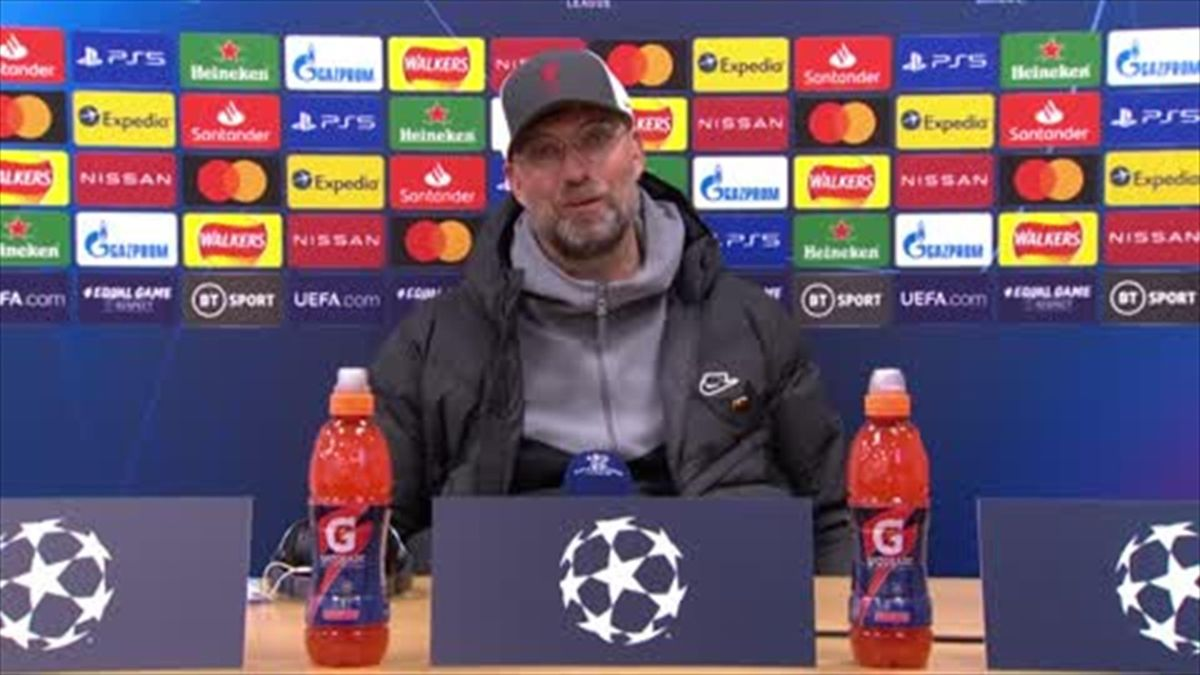 Klopp: 'It could have been enough… but it wasn't'