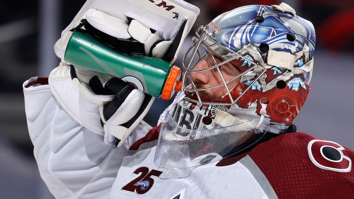 NHL: Rückschlag für Philipp Grubauer und Colorado