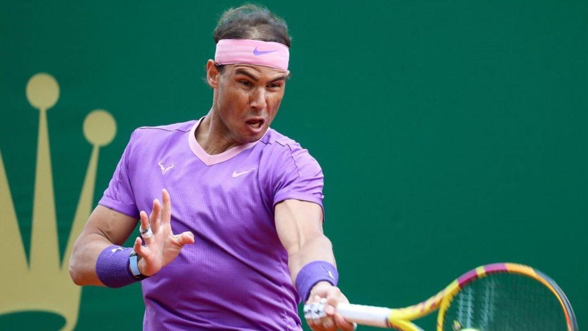 Horario y dónde televisan Nadal-Rublev - Masters 1000 Montecarlo 2021 - Eurosport