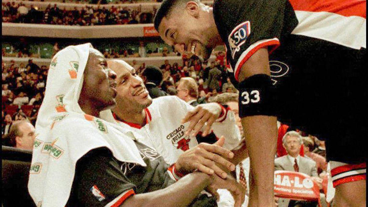 1996 knackten die Bulls die magische 70-Siege-Marke